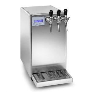 ICE BIG TOP M, Refrigeratore depuratore acqua frizzante soprabanco per ristorazione 1