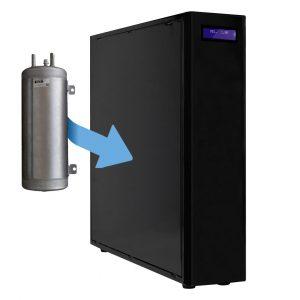SENNA DISPLAY GAS, depuratore acqua frizzante osmosi inversa 1