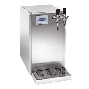 ICE MEDIUM TOP M, Refrigeratore depuratore acqua frizzante soprabanco per ristorazione 1