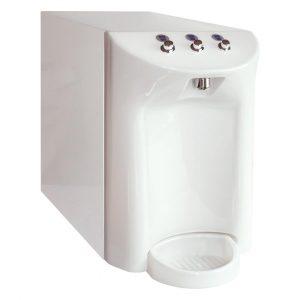 DANUBIO UP, Refrigeratore depuratore acqua frizzante Soprabanco ad osmosi inversa 1