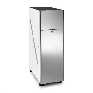 PIEDISTALLO ICE, mobiletto depuratore acqua frizzante per ristorazione 1