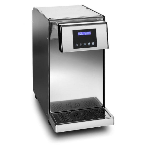 ICE BIG TOP E, Refrigeratore depuratore acqua frizzante soprabanco per ristorazione 1